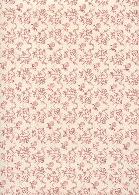 """""""Séville"""" rouge (50x70)"""