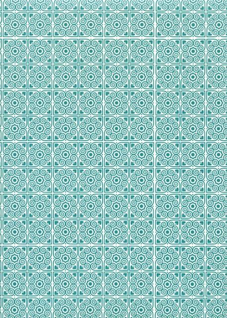 """""""Alicante"""" bleu (50x70)"""