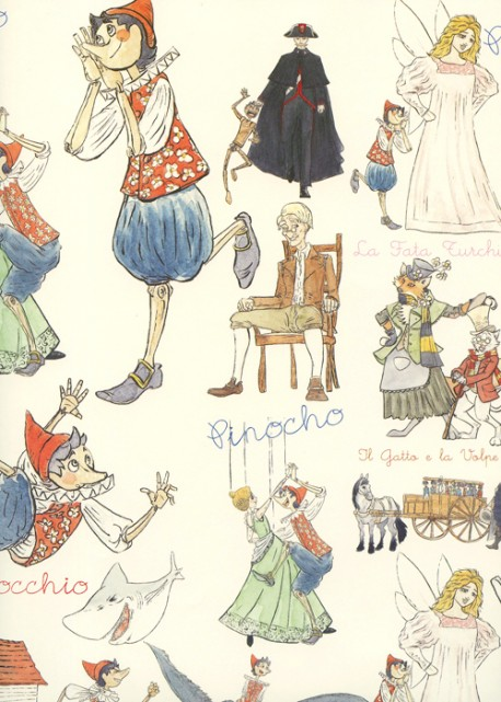 Pinocchio (70x100)