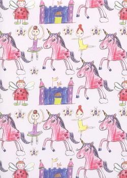 Licorne et compagnie (70x100)