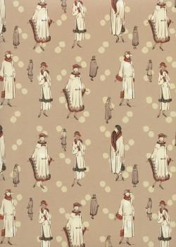 Le défilé de mode 1920 (70x100)