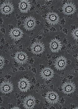 Flower noir et blanc (50x70)