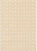 Alienor beige et blanc (50x70)