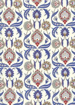 """""""Milan"""" bleu outremer (70x100)"""
