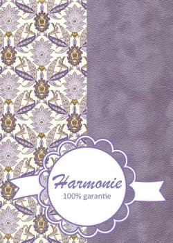 "HARMONIE DUO ""San Remo"" parme"