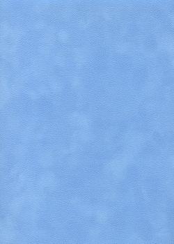 Simili cuir velours Zeste bleu ciel (70x100)