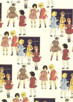 Les écoliers (70x100)