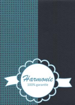 HARMONIE DUO Andalousie turquoise