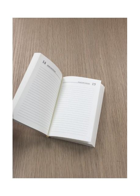 Agenda perpétuel 9x13cm (200 pages)