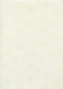 """Papier japonais-""""Sukashi bambou"""" ivoire motif translucide (55x79)"""