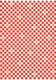 Véritable Yuzen (52x65.5) N°62 rouge
