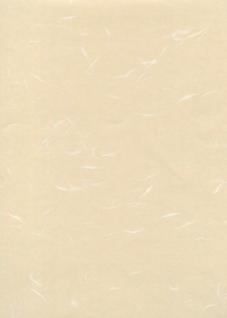 Véritable Tairei vanille flammé blanc (47x64)