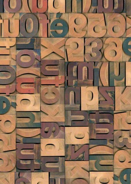 Alphabet cube bois (70x100)*