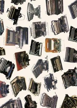 Les machines à écrire (70x100)*
