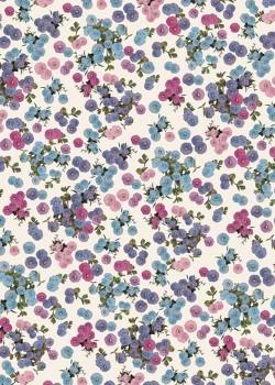 Les fleurs de liseron (70x100)