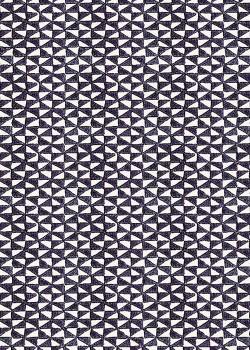 Les triangles bleus (70x100)