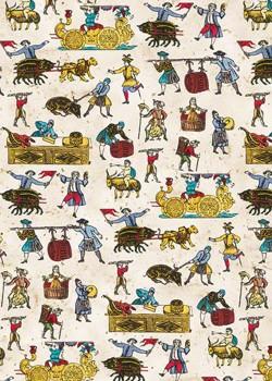 Le royaume de Bacchus (70x100)