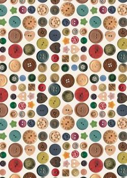 Les boutons colorés (70x100)