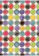Les bulles multicolores (70x100)