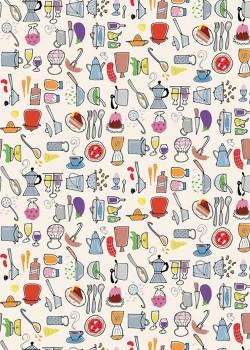 Histoire de cuisine (70x100)