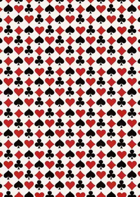 Le jeu de cartes (70x100)