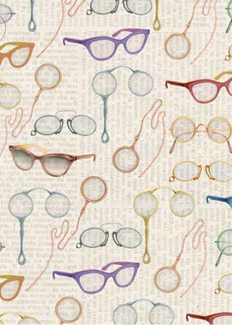 Collection de lunettes (70x100)
