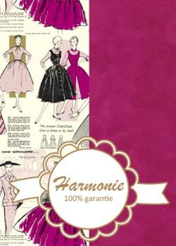 HARMONIE DUO La mode parisienne pourpre