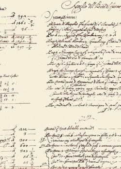 Ecriture et comptes (70x100)
