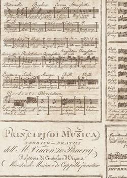 Musique marron (70x100)