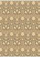 Art déco doré réhaussé de noir (70x100)