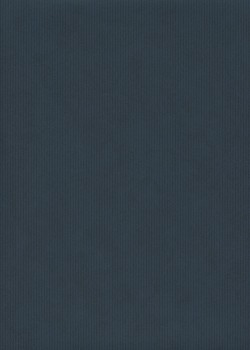 "Simili cuir ""Imitation kraft"" bleu nuit (70x106)"