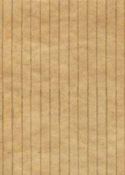 Lokta rayure ton camel (50x75)*