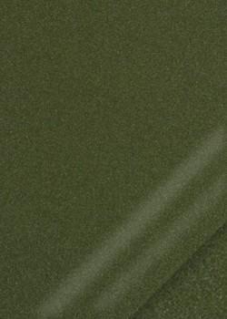 """Simili cuir """"Ariane"""" vert bouteille (70x100)"""