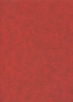 """Papier imitation cuir """"loupe"""" brique (50X65)"""