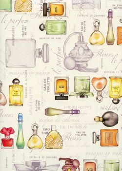 Collection de flacons de parfum (70x100)