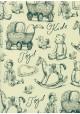 Les jouets d'antan (50x70)