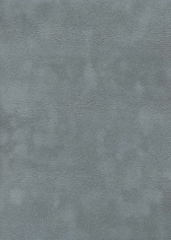 Simili cuir velours Pelage titane (70x100)