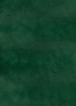 Simili cuir velours Pelage vert sapin (60x100)