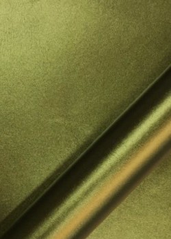 "Simili cuir ""effet métallisé"" bronze (70x106)"