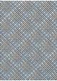 """""""Medina"""" céramique bleue et beige (70x100)"""
