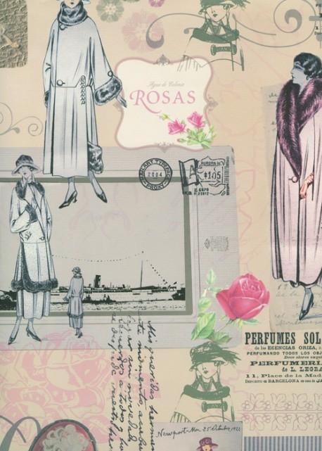 Le parfum et la mode (70x100)