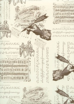 L'univers de l'écriture (70x100)