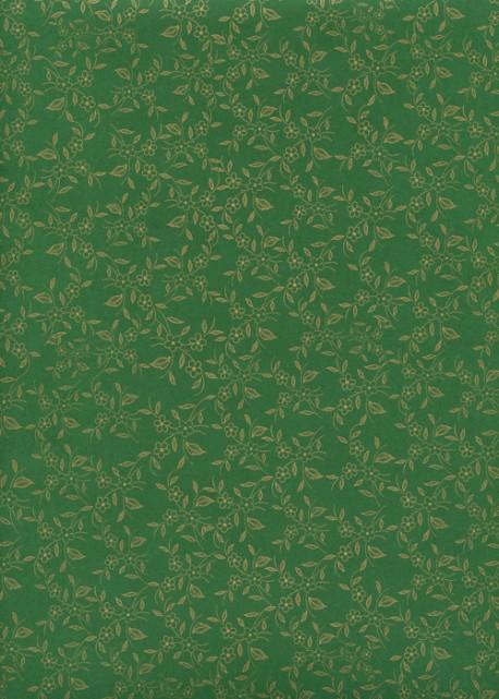 """""""Valence"""" vert et or (50x70)"""