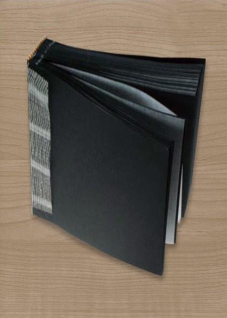Album photo noir 23x30cm (30 pages)