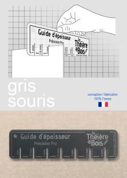 Guide d'épaisseur