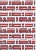 Les bus de Londres (50x70)