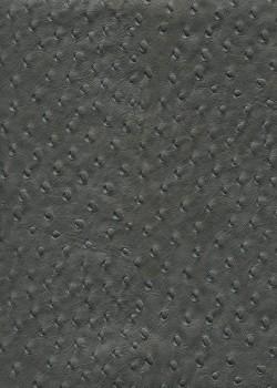 """Papier imitation """"autruche nacré noir (56x76)"""