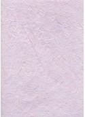 """Papier """"translucide toilé"""" rose pastel  (48x70)"""