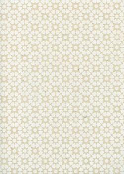 Lokta istanbul blanc et ivoire (50x75)
