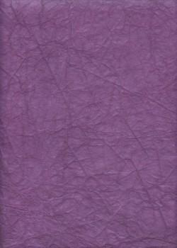 """Papier """"translucide toilé"""" violet (48x70)"""